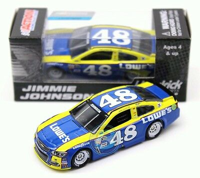 Jimmie Johnson 2016 ACTION 1:64 #48 Lowe's Darlington Throwback Chevy SS Diecast