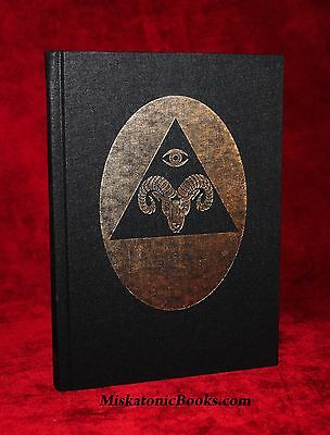 THE FACELESS GOD by Tomas Vincente, Limited Edition, Satanic, Grimoire, Theion