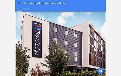 2 Night Hotel Stay Travelodge Heathrow Central