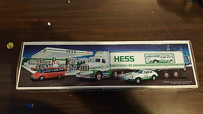 Hess Truck Lot of 4