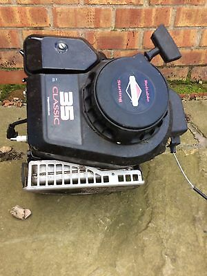 Briggs and Stratton Complete Classic 35 Engine from a  mount-field