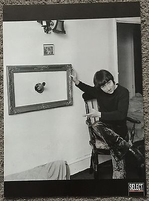 KEITH MOON - full page UK magazine poster THE WHO
