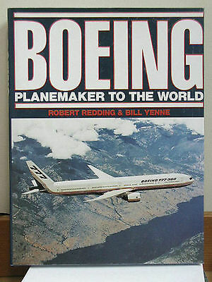 Boeing Planemaker to the World. Aircraft Built by Boeing