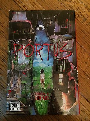 Portus Manga. Story & Art By Jun Abe. Great Condition. Fast Shipping.