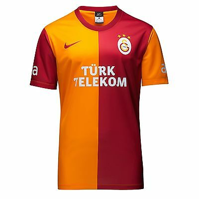 Official New Nike Galatasaray Home Football Shirt Size Adult Large