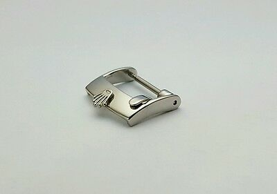 Rolex,buckle For Rolex,new,genuine, Stainless Steel 16Mm Fits 18Mm Strap