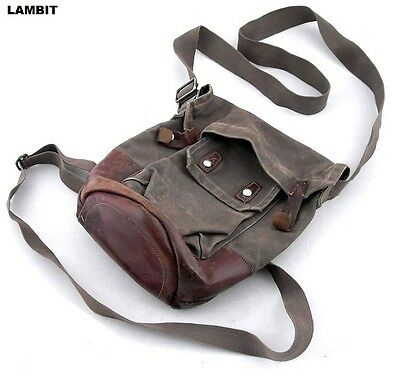 Original vintage mask bag M36 from Sweidsh army - USED