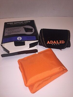 HOT / COLD PACK THERAPY WRAP - Wrist Support