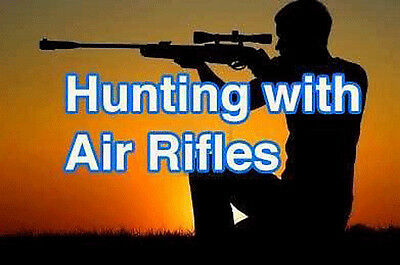 Hunting With Air Rifles James Douglas 3 FILMS on 1 DVD