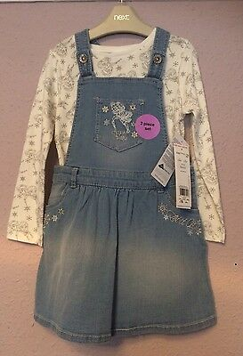 Girls Two Piece Frozen Outfit Age 5-6 BNWT