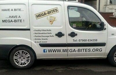 Business for sale Sandwich van and round