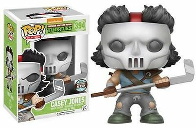 FUNKO POP! Rare Limited Specialty Series TMNT - Casey Jones 394 Exclusive NEW