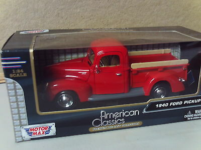 1940 Ford Pickup 1/24 lot 2187