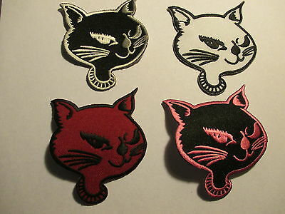 Cat Head Patches