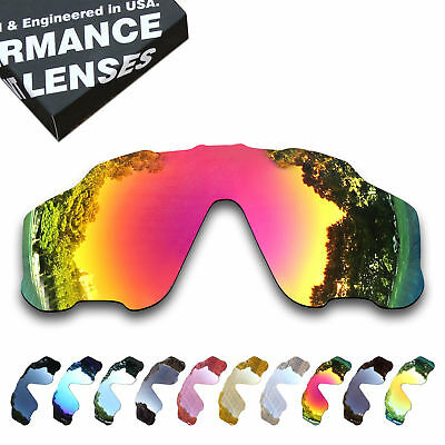 T.A.N Polarized Lenses Replacement for-Oakley Jawbreaker-Multiple Options