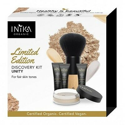 New Inika Limited Edition Discovery Kit Unity - Christmas Gift Set