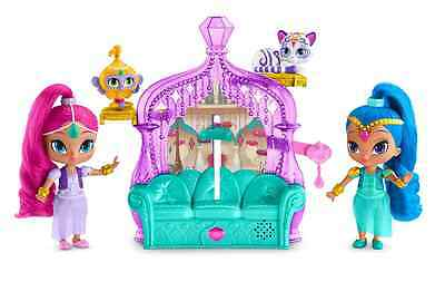 Fisher-Price Shimmer and Shine Float and Sing Palace Friends Playset