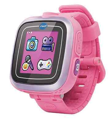 VTech Kidizoom Smartwatch, Pink (French Version)