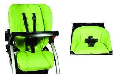 Joovy Ergo Caboose Appletree Seat Cover, Green, 1-Pack