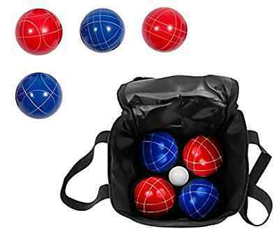 Trademark Innovations Bocce Set with Carry Case