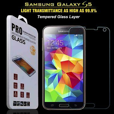 Tempered   Glass   Screen Protector Film For Samsung Galaxy S5  Active Demand