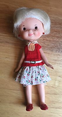 Remco 1968 Growing Up Sally Doll