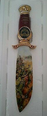 Bradford Exchange Spirit of Gallipoli Replica Knife