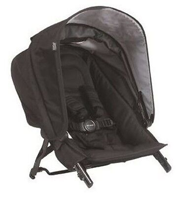 NEW Steelcraft Strider Compact Second Seat Onyx #`39606