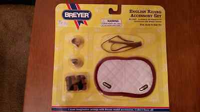 Breyer #2461Traditional Horse English Riding Accessory Set