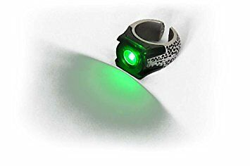 Green Lantern Prop Replica Light Up Power Ring Licensed Noble Collection