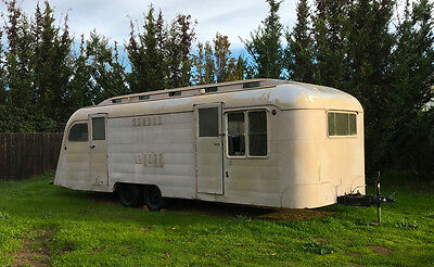 1950 Westcraft Coronado Vintage Travel Trailer
