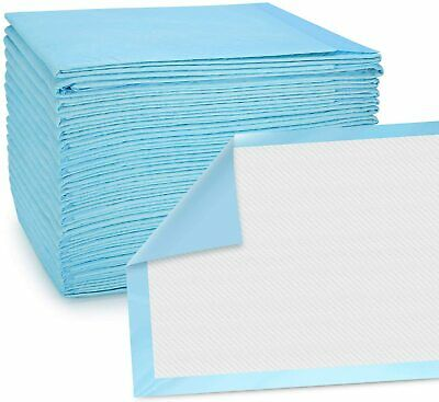 Disposable Incontinence Bed Pads Mattress Protection Sheet 60 x 90cm