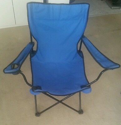 Portable Fishing Chair Outdoor Camping Seat Folding Stool Hiking