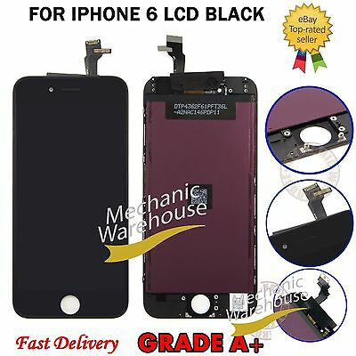 "Replacement For iPhone 6 4.7"" LCD Display Touch Screen Digitizer Assembly Black"