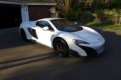 New 2016 McLaren 675LT Spider VAT Qualifying Ready for Immediate Collection