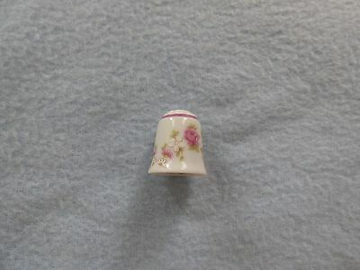 Reutter Germany Flowers Thimble ~ FAST SHIPPING!!