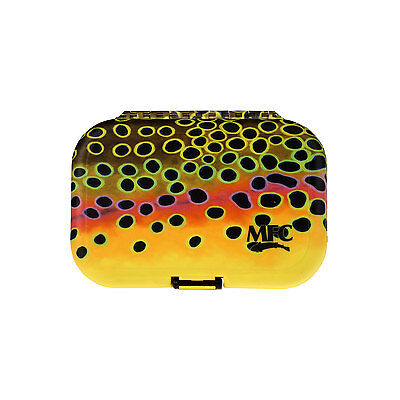 MFC  Fly Box - Maddoxs  Yellowstone Cutty