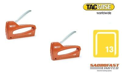 Tacwise Z2-M Hand Staple Tacker X 2