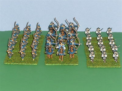 15mm DBA  Samurai Army  900AD-1300AD