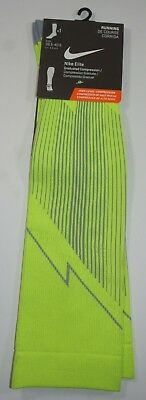 Genuine Nike Elite Graduated Reflective Compression for Running Dri-Fit Fabric
