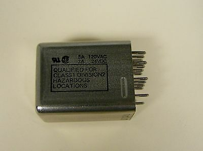 New Omron MY4H-US DC24 Plug in Relay Hermetically sealed 14 Pin 4PDT 3A 24VDC