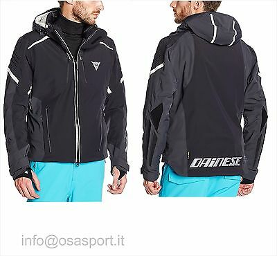 giacca DAINESE BLACK GRUAL D -DRY tg XXL ULTIMO PEZZO sconto 60% €239