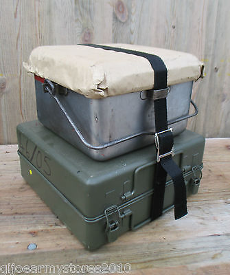 British Army No12 Diesel Cooker Military Stove COMPLETE Prepper Wild Camping MOD