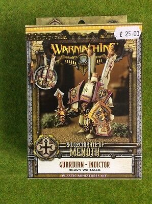 Guardian / Indictor Heavy Warjack For Protectorate Of Menoth In Warmachine