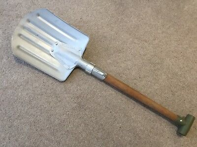 Ex British Army Issue Rottefella of Norway Avalanche / Rescue Snow Shovel 650g