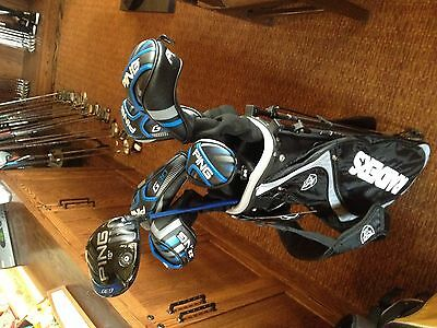Ping G30 close out SF Tec driver,  assorted hybrids, most w/head covers