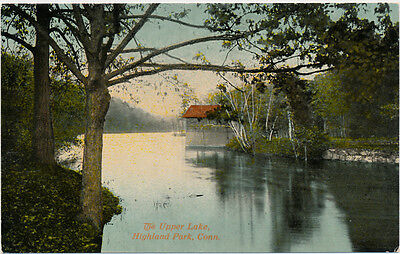 SOUTH MANCHESTER CT – Highland Park The Upper Lake