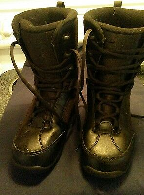 snowboard boots Snow Jam size mens 10