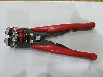 Automatic Cable Wire Crimper Crimping Tool Stripper Adjustable Plier Cutter