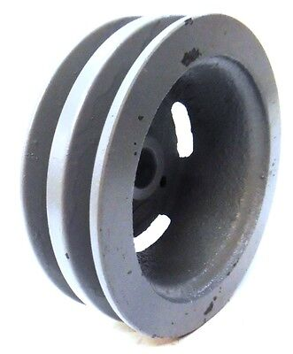 "Unknown Brand, Qd Pulley/sheave, 3Tb52, 2 Groove, 5-5/8"" Od"